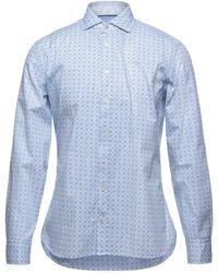 Hackett Camisa - Azul