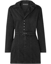 GRLFRND Short Dress - Black