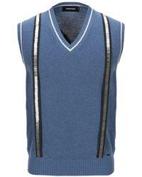DSquared² Pullover - Azul
