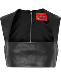 Solace London Top - Negro