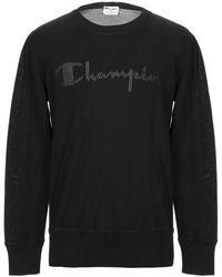 CHAMPION x PAOLO PECORA Pullover - Negro