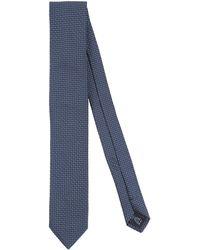 Dolce & Gabbana Cravate - Bleu