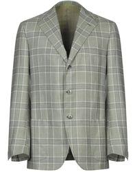 Al Duca d'Aosta Suit Jacket - Green