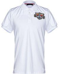 Cesare Paciotti Polo Shirt - White