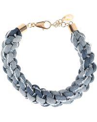 DSquared² Collier - Bleu
