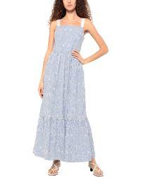Blumarine Vestido de playa - Azul