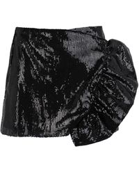Laneus Mini Skirt - Black