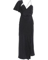 Michelle Mason Knee-length Dress - Black