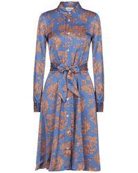 WOOD WOOD Knee-length Dress - Blue