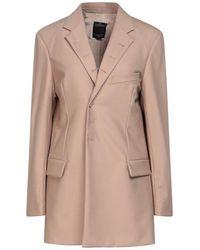ROKH Suit Jacket - Natural