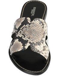 Essentiel Antwerp Sandals - Grey