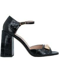 Mulberry Sandals - Black