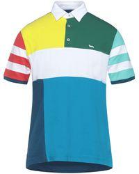 Harmont & Blaine Polo Shirt - Blue