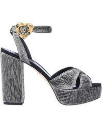 Dolce & Gabbana Sandals - Multicolor