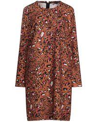 Alessandro Dell'acqua Short Dress - Multicolour