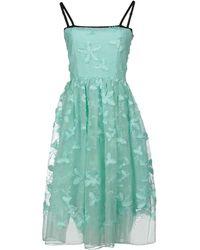 KATIA GIANNINI Knee-length Dress - Green