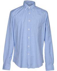 Breuer - Camisa - Lyst