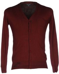 Henry Smith Cardigan - Red