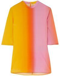 Ellery T-shirts - Gelb