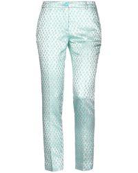 History Repeats 3/4-length Pants - Blue