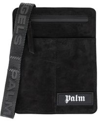 Palm Angels Cross-body Bag - Black