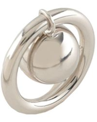 Burberry Ring - Metallic