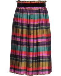 Souvenir Clubbing Falda corta - Multicolor