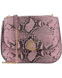 Coccinelle Cross-body Bag - Pink