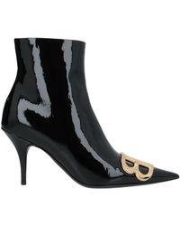 Balenciaga Ankle Boots - Black