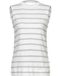 Libertine-Libertine T-shirt - Bianco