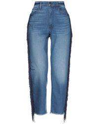 3x1 Denim Pants - Blue
