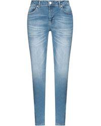 Frankie Morello Pantalones vaqueros - Azul