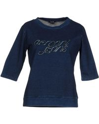 Armani Jeans - Sweatshirts - Lyst