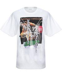 Tigran Avetisyan T-shirt - Bianco