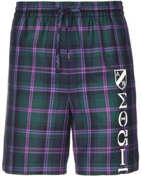 Alexander Wang Bermuda Shorts - Green