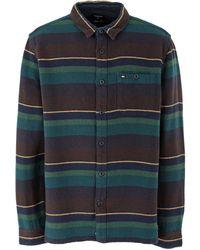 Quiksilver Shirt - Brown