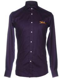 Ralph Lauren Purple Label - Chemise - Lyst
