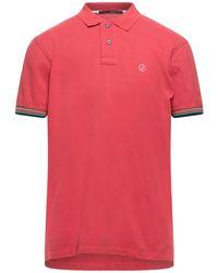 Jeckerson Poloshirt - Rot