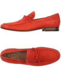 Tod's - Mocasines - Lyst