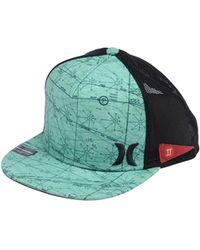 Hurley Chapeau - Vert