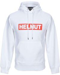 Helmut Lang Sweatshirt - White