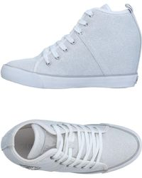 Guess High-tops & Sneakers - Gray