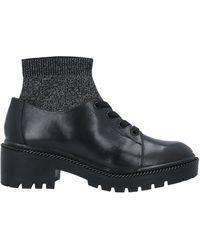 Apepazza Lace-up Shoes - Black