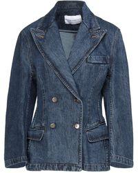 Matthew Adams Dolan Suit Jacket - Blue