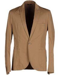 Patrizia Pepe Suit Jacket - Natural