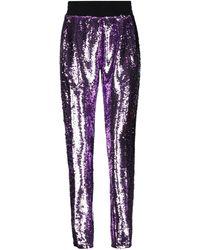 Chiara Ferragni Trouser - Purple