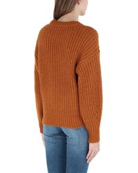 Vila Sweater - Orange