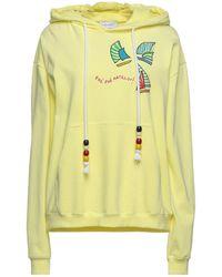 Mira Mikati Sweat-shirt - Jaune