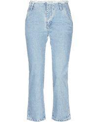 ADER error Pantaloni jeans - Blu