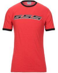 SSS World Corp T-shirt - Red